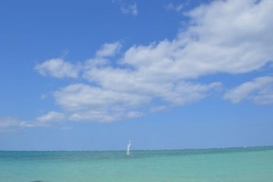 海の雰囲気