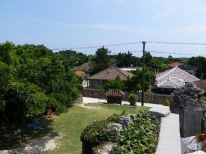 沖縄の別荘