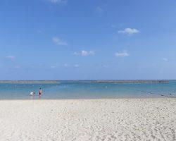 海辺の別荘の人必見!子どもと一緒に海水浴!